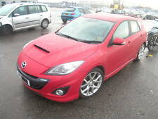 MAZDA 3 MPS 2012 PARTS BREAKING SPARES SALVAGE 2.3 PETROL