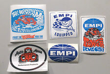 EMPI autocollant Pack, VW Beetle, camper, Beach Buggy