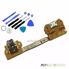 USB Power Charger Charging Port Flex Cable for Asus Google Nexus 7 1st W/Tools