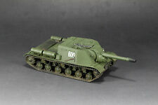 Finished Product S-Model CP0378 1/72 ISU-152 Self-Propelled Gun #600