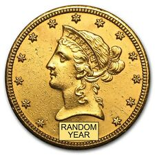 $10 Liberty Gold Eagle Pre-33 Gold Coin - Cleaned - SKU #9121