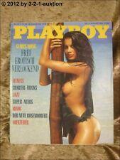 Playboy (D) August 1989 8/89 zum Geburtstag Gladys Wong