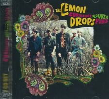THE LEMON DROPS - SUNSHOWER FLOWER POWER CHICAGO 60s GARAGE PSYCH SEALED 2-CD