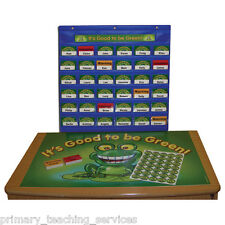 GGP - Good To Be Green Behaviour Scheme Class Set use in the School Classroom