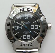 RUSSIAN VOSTOK WATCH AMPHIBIA AUTOMATIC USSR MILITARY DIVER 200 m 2416/100475