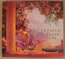 Maxfield Parrish Pop-Up Book /Old New Stock