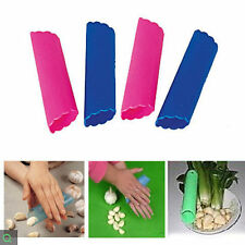 Hot Useful Kitchen Tools Magic Silicone Garlic Peeler Peel Easy Random Color