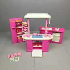 BARBIE KITCHEN PLAYSET Vintage 1992 EUC #7472 Food  Accessories Furniture Lot