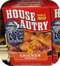 House Autry Cripsy Fried Chicken Breader Mix Flour Breast Thigh Leg Wing Mix