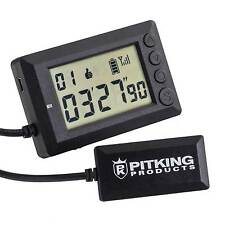 PitKing Products GPS Lap Timer Race/Rally/Track/Kart/Karting/Bike/Motorcycle