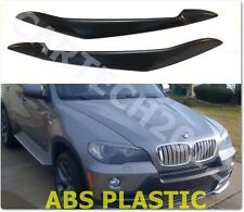 BMW X5 E70 , Eyebrows, Eyelids, ABS plastic, tuning