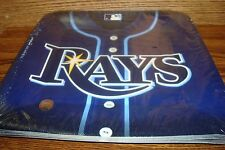 "MLB * TAMPA BAY RAYS Baseball Party 10 1/2"" in Plates  #18 Count package  / NEW"
