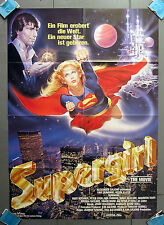 "German Movie Promo Poster-SUPERGIRL 23""x33"" (GMPP-001-FW)"