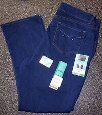 NEW Lee Riders 20W Medium Heavenly Touch Slimming Stretch BOOTCUT JEANS Plus