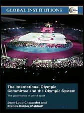 International Olympic Committee and the Olympic System (IOC): The Governance of
