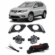 OE Fitment Replacement Fog Lights for Nissan Rogue 2014-15