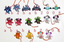 Takara Disney Halloween strap gashapon figure part.2 (full set of 16 figures)