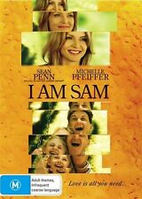 I Am Sam (DTS) DVD NEW