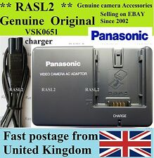 Original Panasonic VSK0651 Adapter NV GS 120 27 17 22 33 35 37 44 10 140 150 180