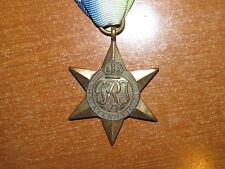 WW2 British Canadian Medal Atlantic Star nice