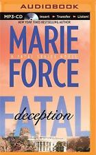 The Fatal: Fatal Deception Bk. by Marie Force (2015, MP3 CD, Unabridged)