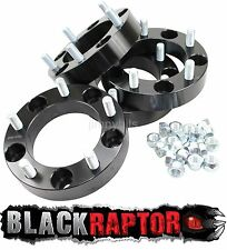 Black Raptor 40mm Suzuki Jimny, Vitara, Grand Vitara, SJ Wheel Spacers
