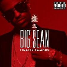 Big Sean - Finally Famous (NEW CD)