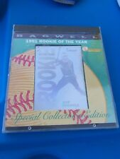 Jeff Bagwell Rookie of Year 1991 Hologram Card R1 MJB - sealed