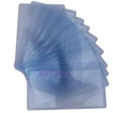 10 PCS Credit Card 3 X Magnifier Magnification Magnifying Fresnel LENS New