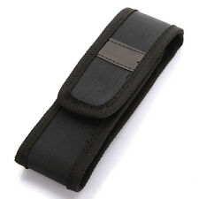 Nylon Holster Holder Belt Pouch Case #119 for LED Flashlight Torch