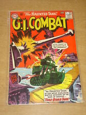 GI COMBAT #105 VG (4.0) DC COMICS MAY 1964 **