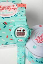New Casio G-Shock Johnny Cupcakes Series Digital Men's LTD Watch GDX6900JC-3