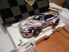 EXOTO 1:18 1976 PORSCHE 934 RSR #69 WITH ANTENNA  #218 OF 1976 MADE LEMANS