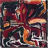 Rich Robinson - Paper (CD 2004) NEW/SEALED (Black Crowes)