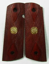 New wood Diamond grips For Colt 1911 Full Size, Government, Clone, Commander
