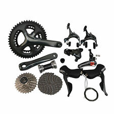 SHIMANO Tiagra 4700 Road Bike Groupset Groups Gruppos Compact 2x10-Speed