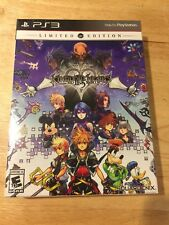 Kingdom Hearts HD 2.5 ReMIX Limited Edition |BRAND NEW SEALED Playstation 3, PS3