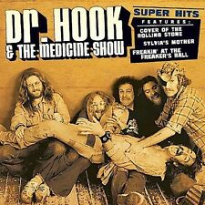 DR. HOOK & THE MEDICINE SHOW: SUPER HITS CD! GREATEST HITS 10 TRACKS! VG+