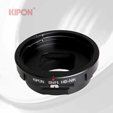 Kipon Shift Adapter for Hasselblad V Mount CF Mount Lens HB to Nikon F Camera