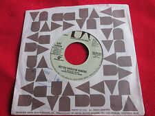 """Gene Farrow With The G.F. Band Hey You Should Be Dancing 7""""45 single"""