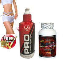 PLASMA WEIGHT CONTROL+PRO THERMOGENIC LESS DESTOCK LIPO GEL Cellulite Celluless