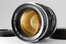 [Rare] [Excellent++] Canon FL 58mm f1.2 Lens From Japan #01011