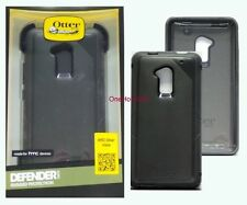 OtterBox Defender Case with Belt Holster for HTC One Max, Black 77-34019