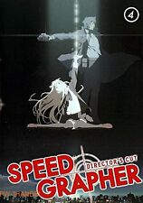 Speed Grapher vol. 4 ( Anime auf Deutsch )