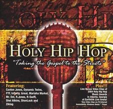 Holy Hip Hop: Taking Gospel to the Streets by