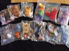 "DEAL LOT  - 1998 MCDONALD'S TEENIES ""1 - 12"" -  NIP - MOST SOUGHT AFTER - LQQK!!"