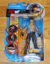 2000 WWF WWE Jakks Undertaker Wrestling Figure MOC WM 17 Ringside Chaos