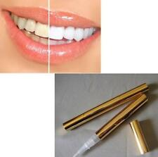 Teeth Tooth Whitening Gel Pen Gold Cleaning Bleaching Kit Dental White For Care