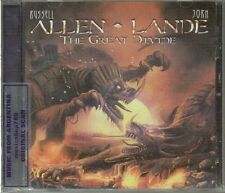 RUSSELL ALLEN & JORN LANDE THE GREAT DIVINE SEALED CD NEW 2014