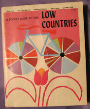 A POCKET GUIDE TO LOW COUNTRIES (NETHERLANDS, BELGIUM, LUXEM.), AUGUST 31, 1956
